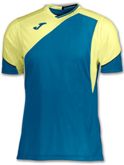 Joma Short Sleeve Training Tops Detail Page