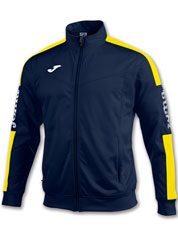 Joma Tracksuit Tops Detail Page