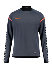 Hummel Long Sleeve Training Tops Detail Page
