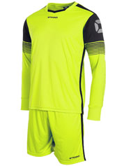 Stanno GK Shirt & Short Sets Detail Page