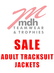 Adult Tracksuit Jackets Detail Page
