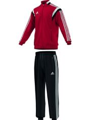 Complete Tracksuits Detail Page