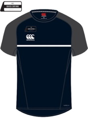 Canterbury Short Sleeve Training Tops Detail Page
