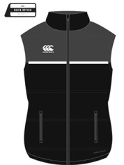 Canterbury Gilets Detail Page