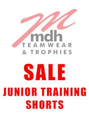 Junior Training Shorts Detail Page