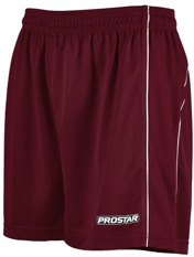 Prostar Shorts Detail Page