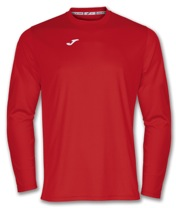 Joma Long Sleeve Training Tops Detail Page