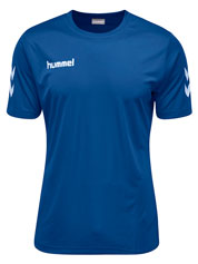 Hummel Short Sleeve Training Tops Detail Page