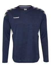 Hummel Long Sleeve Shirts Detail Page