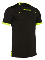 Macron Officials Shirts Detail Page