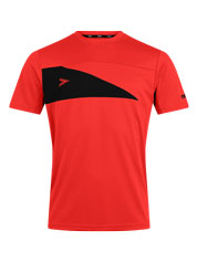 Mitre Short Sleeve Training Tops Detail Page