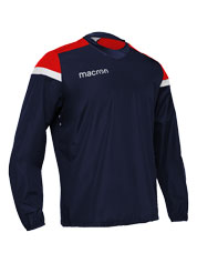 Macron Windbreaker Tops Detail Page
