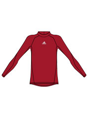 Adidas Long Sleeve Baselayers Detail Page