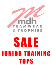 Junior Training Tops Detail Page