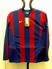 Nike Barca Shirts Offer Detail Page
