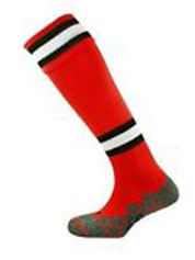 Prostar Galaxy 3-Colour Socks - Red/Navy/White Offer Detail Page