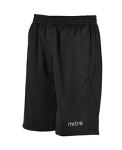 Mitre Training Shorts Detail Page