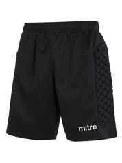 Mitre GK Shorts Detail Page